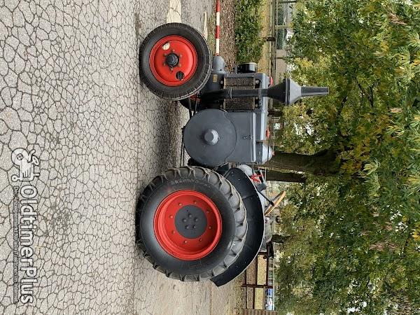 LANZ Lanz Bulldog Typ. 15/30 HR5! SEHR SELTEN! photo 1
