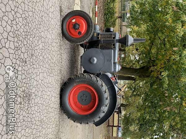 LANZ Lanz Bulldog Typ. 15/30 HR5! SEHR SELTEN! foto 1