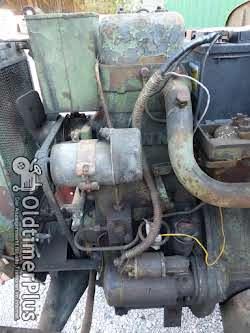 Fendt Fendt Dieselross F 15 G in Original Oldtimer in Original Patina. Foto 10