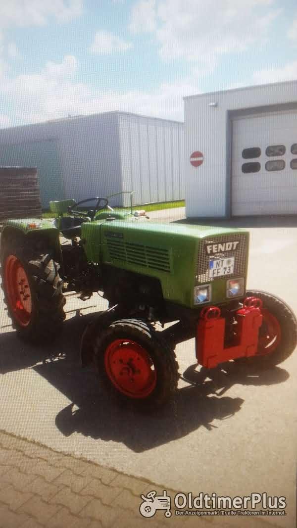 Fendt Farmer 1D Foto 1