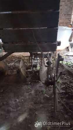 Kartoffelpflanzmaschine Foto 5