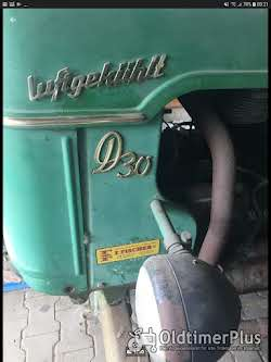 Deutz Deutz Traktor D 30