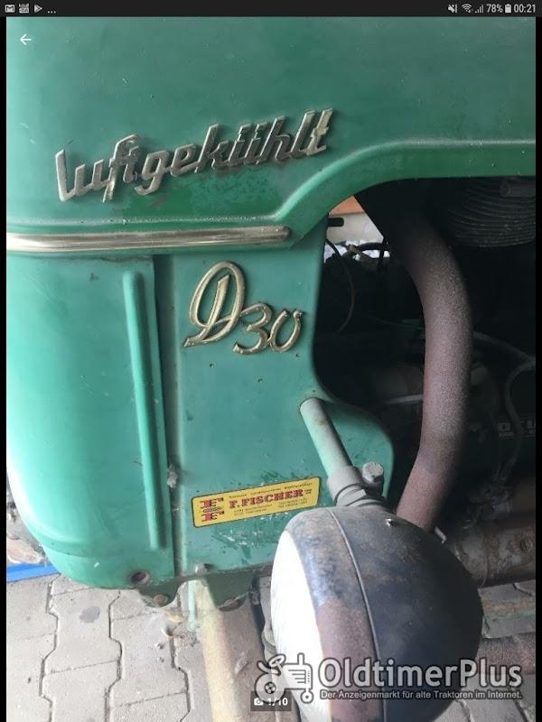 Deutz Deutz Traktor D 30 Foto 1