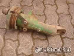 Deutz Riemenscheibe / Umlenkgetriebe Foto 3