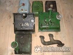 Deutz F2M414 und F1M414 Motorteile Foto 2
