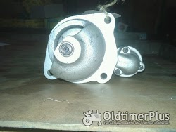 Bosch Anlasser 12v 3kw 0 001 359 084 für MB trac Claas Foto 2