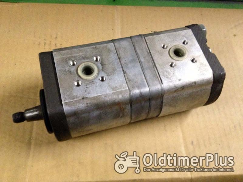 Bosch Tandem Hydraulikpumpe 22,5 ccm Foto 1