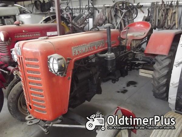 Farmall D 212 Foto 1
