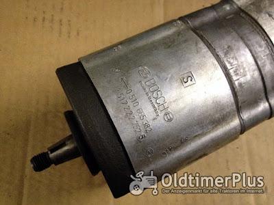 Bosch Tandem Hydraulikpumpe 22,5 ccm Foto 3