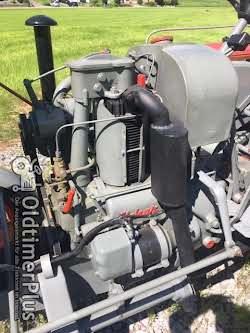 Eicher Diesel Schlepper EKL 15/Ib Foto 3