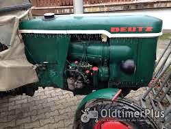 Deutz Zugmaschine Kloeckner-Deutz Foto 10