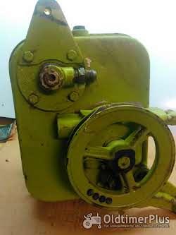 Hydraulikpumpe mit Ölbehälter Hydraulikpumpe mit Ölbehälter