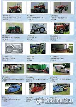 Traktoren Modelle in 1:87 Foto 2