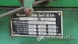 Deutz D40.2 Dreizylinder Foto 3