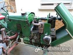 Deutz Deutz D 15 Schlepper/Oldtimer; Bj 1960; Hydraulik; Mähbalken Foto 4