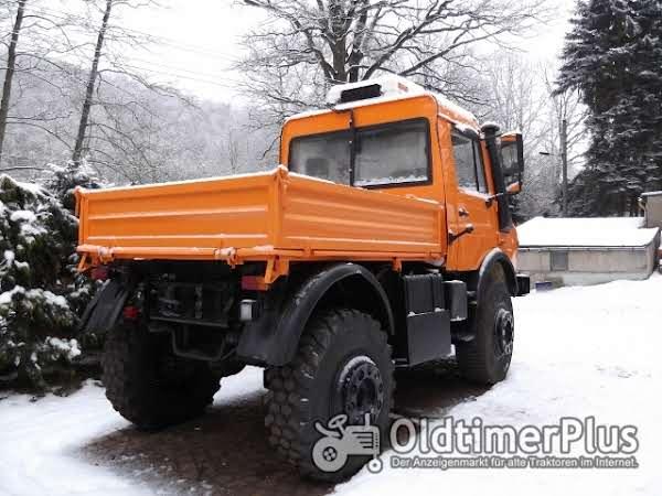 Mercedes Unimog Biete Freibl. für Unimog neue Pritsche U406, U403, U424, U427 Foto 1