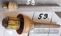 Kemper Miststreuer, Stalldungstreuer, Ersatzteile Foto 13