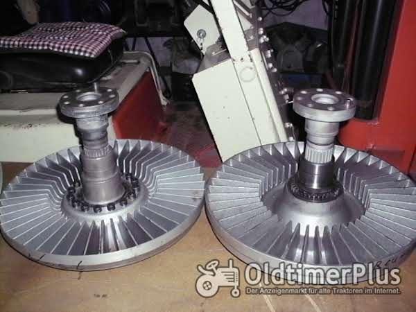 Fendt Case/IHC Deutz Schlüter ZF Getriebe Instandsetzung von: Turbokupplung, Hohlwelle, Zahnwelle, Kupplungswelle, Flanschwelle Foto 1
