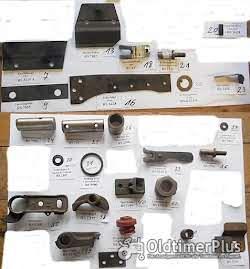 Rasspe Mähwerk, Fingerbalkenmähwerk, Ersatzteile, Sortiment A