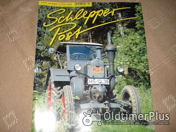 Schlepperpost Foto 1