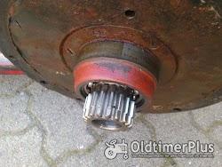 Deutz F2L612/x; D25.1 Kupplungsglocke mit Vorschaltgetriebe Foto 3