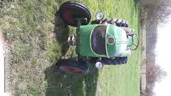 Deutz d3005 smalspoor Foto 2