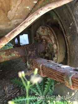 Willys Räder und Naben wurden hier verbaut Willys Räder und Naben Foto 7