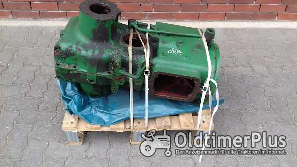 Deutz F2L612; D25.1 Getriebegehäuse; Halbschalen Foto 1