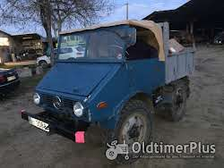 Mercedes Unimog 401