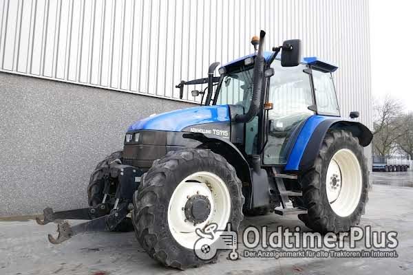 Sonstige New Holland TS115 4wd photo 1