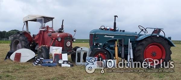 Neue Teile für ältere Traktoren Foto 1