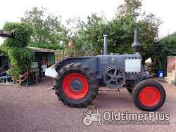 LANZ Lanz Bulldog Type D 9506 Gloeikop  foto 2