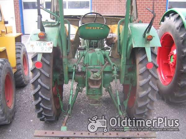 Deutz Getriebe F2L 612 Foto 1