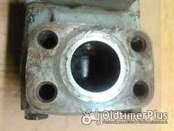 Hydraulikpumpe Ölmotor Foto 3