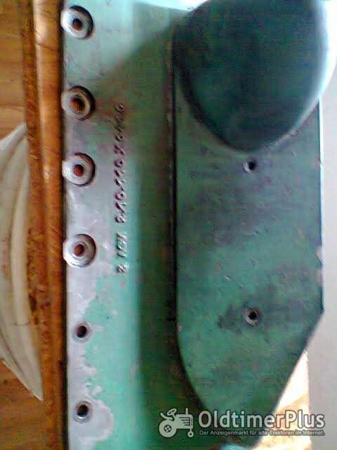 Güldner 3LKN-3LKA Originalteile Motorölkühler mit Deckel,Kolben 80mm Original und unbenutzt Foto 1