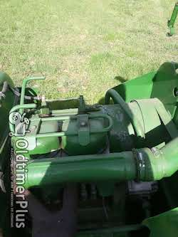 Deutz d3005 smalspoor Foto 5