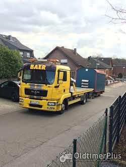 Bauwagentransporte Bauwagenüberführungen Wohnwagentransporte Zirkuswagen Schaustellerwagen Packwagen Foto 5