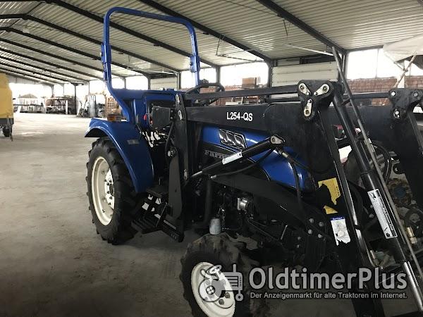 Sonstige Farm 254 1000STUNDEN! frontlader hydraulic Foto 1