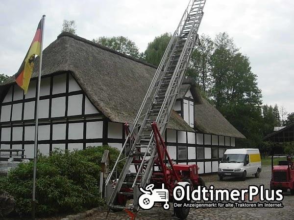 Feuerwehr/Steigeleiter  METZ  18,6 m METZ Foto 1