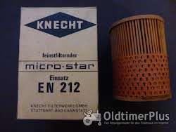 Knecht = Mann PF 815 Ölfilter Feinstfilternder Micro Star EN 212