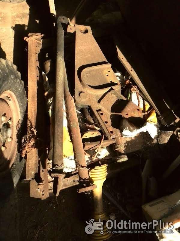 Baas Frontlader vom Deutz F2L514 Foto 1