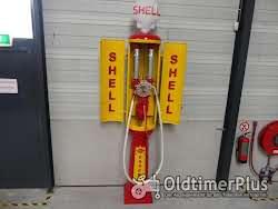 Sonstige Shell Gas Pump