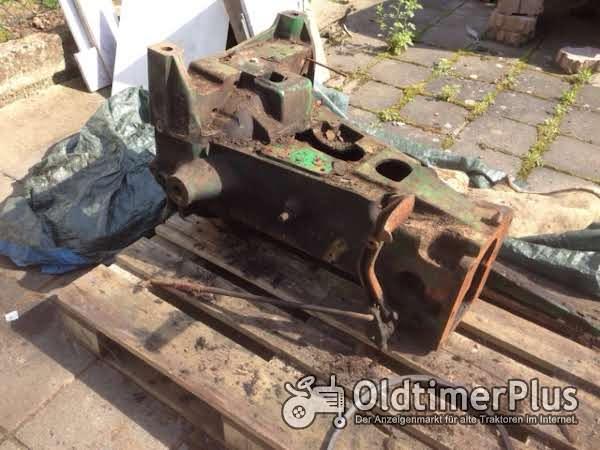 Deutz D40 Kupplungsglocke Foto 1