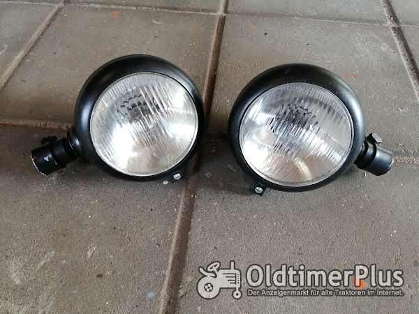 Hella 2 mooie koplampen + achterlichten Foto 1