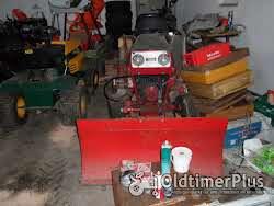 Autre Gutbrod 1050 Schmalspurtraktor