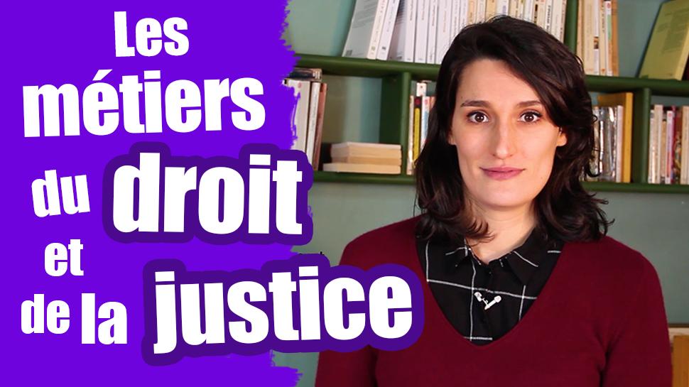 V2 Les métiers du Droit et de la Justice