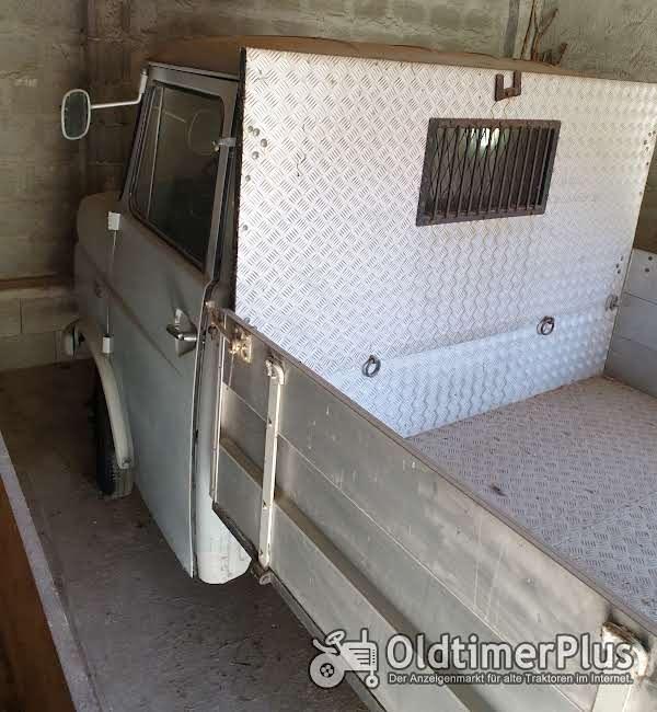 Opel Blitz 330-6 Lastkraftwagen Foto 1