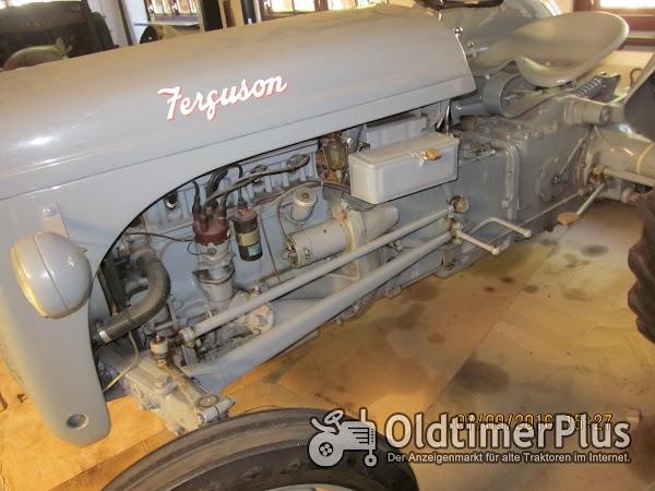 Ferguson Benzin / Petroleum Foto 1