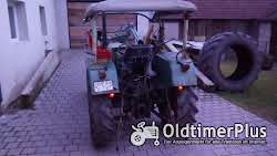 Kramer KL 350 mit Frontlader Foto 4