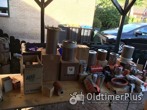 Öl-kraftstof-luftfilter Öl-kraftstof-luftfilter Foto 1